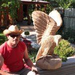 Lietuvos mažasis erelis – Rėksnys
